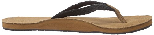 Reef Gypsy, Tongs femme Multicolore (Black)