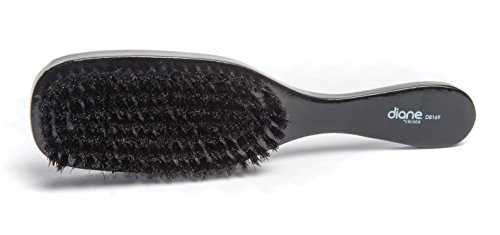 Diane Wave Brush, 100% Soft Boar Bristles