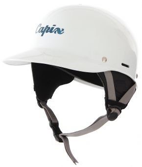 CAPIX WAKECAP Helm white, S/M