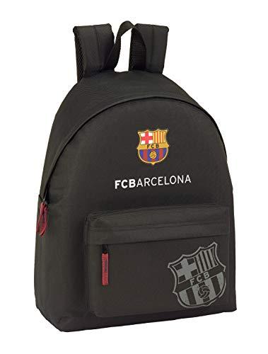 Day Pack Infantil FC Barcelona Black Oficial 330x150x420mm