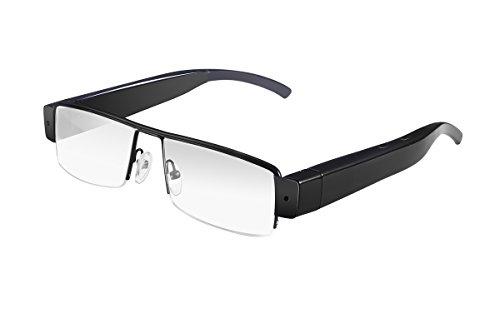 1920*1080P Spion Brille Spy Brille versteckte Kamera Brille Aufzeichnen Video Recorder Camcorder -
