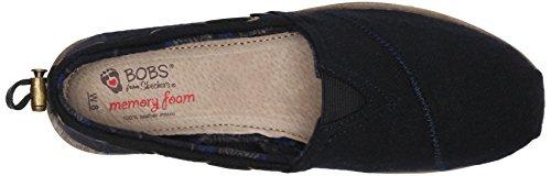 Flotteurs De Skechers Chill Luxe Chaussure Navy Wool