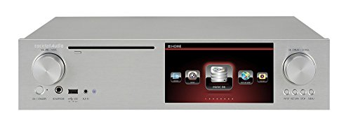 "CocktailAudio X35 Musikserver, Ripper und Streamer, inkl. 1TB 2,5"" SSD, silber"