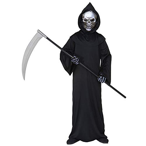 erkostüm Dämon, Umhang und Maske, Größe 140 ()