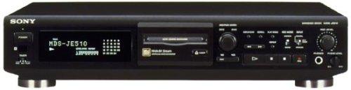 Sony MDS-JE 510  Static Mini Dis...
