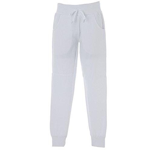 TCD GROUP TRENDY LINE Pantalone da lavoro pantalaccio con elastico L, NERO