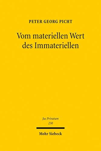 Vom materiellen Wert des Immateriellen: Immaterialgüterrechte als Kreditsicherungsmittel im nationalen und internationalen Rechtsverkehr (Jus Privatum)