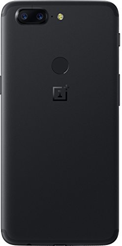 OnePlus 5T (Midnight Black, 6GB RAM, 64GB)