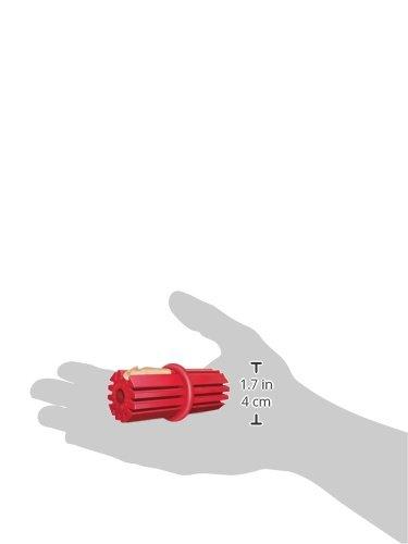 KONG Dental Stick Dog Toy, Red 4