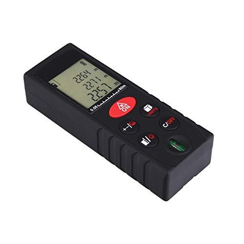 40 mt Digitale Laser-entfernungsmesser 262ft Laser Entfernungsmesser Hand Entfernungsmesser Band Messgerät Lineal Test Tool