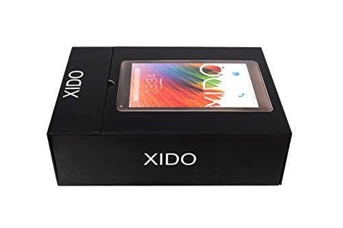 XIDO X110/3G 10 Zoll Tablet Pc – 3G – Android 5.1 Lollipop – Telefonieren – GPS – Navigation – 1GB RAM – 16GB – Kamera – Bluetooth – Laptop – Notebook - 2