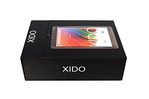 XIDO X110/3G 10 Zoll Tablet Pc – 3G – Android 5.1 Lollipop – Telefonieren – GPS – Navigation – 1GB RAM – 16GB – Kamera – Bluetooth – Laptop – Notebook - 2