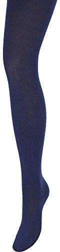 Merry Style Mädchen Strumpfhose aus Baumwolle W28 (Jeans-B60, 116-122)