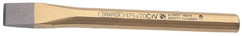 DRAPER 51570175x 20achteckig Flachmeißel