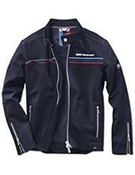 BMW Chaqueta Softshell Motorsport para hombre, Team Blue, Small