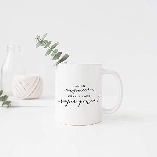 Engineer Mug, Gifts for Engineers, Engineering Gifts, Civil Engineer, Mechanical Engineer, Engineer Gifts, Graduation Gift 11 oz Tea Mug Coffee Mug (Mechanical Mug Engineer)