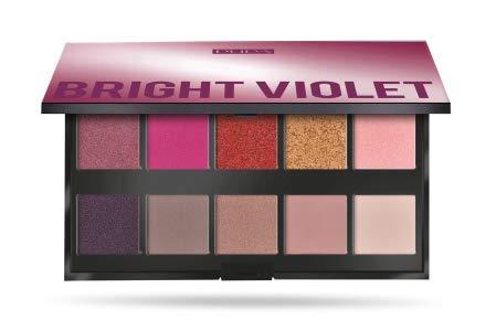 Ocibel - Palette Maquillage Stories Pupa - Bright Violet - Manucure, Faux Ongles et Nail Art