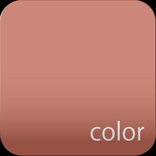 terracotta-color-wallpaper