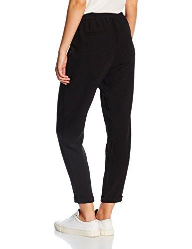 Vero Moda Vmkakia Loose Nw Ankle Pants, Short Femme Noir (Black)