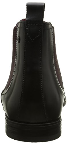 Stiefel Waxy Base Black Noir Schwarz William London Herren BRHtHqOzU