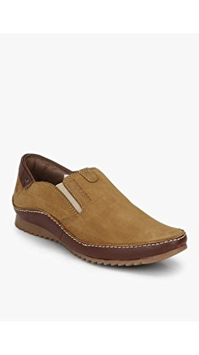 Destin Buckaroo Camel Leather Mocassin  available at amazon for Rs.3595