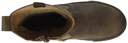 Bisgaard TEX boot, Bottes et bottines à doublure chaude fille Marron - Braun (303 Brown)