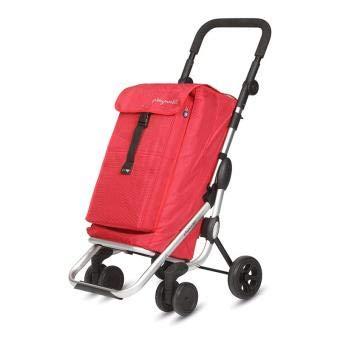 Playmarket Einkaufstrolley Go up Red