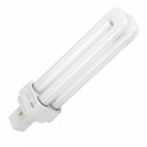Lighted - Bombilla para downlight pl 2 pin 26w g24d-3 luz blanca fría 4100k