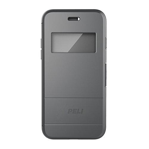 Peli Vault Étui de Protection pour iPhone 7 Plus - Noir / Gris Clair Transparent