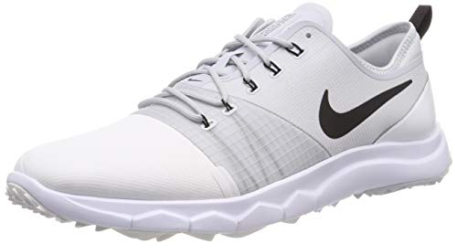 Nike FI Impact 3, Chaussures de Golf Femme, Blanc (Blanco...
