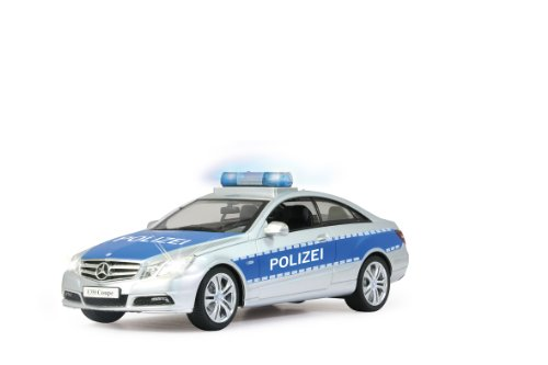 Jamara 403705 - RC Mercedes E350 Coupe 1:16 Polizei