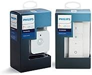 Philips Lighting Hue Telecomando Dimmer Switch per Sistema Illuminazione Smart con Sensore di Movimento per Ac