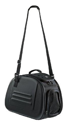 Hunter 47654 Hundetragetasche Luxus, schwarz