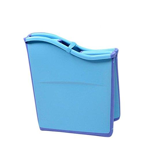GAOJIAN Baño De Baño De Baño Grande Espesado Hogar Plegable Con Aislamiento Bidés Bañera De Niños , a