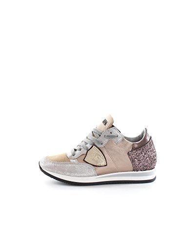 PHILIPPE MODEL PARIS TRLD GM21 BEIGE SNEAKERS Donna BEIGE 37