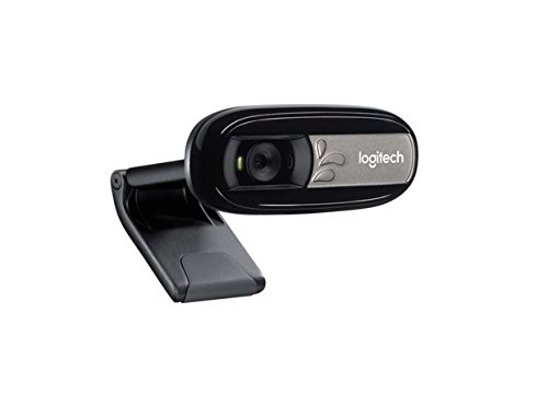 Logitech C170 Webcam schwarz