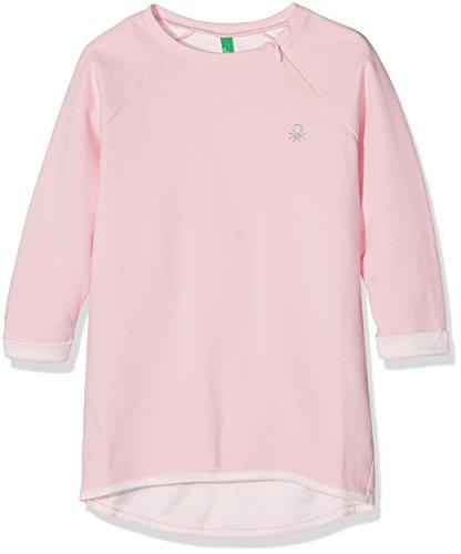 united-colors-of-benetton-3azkf12uf-vestido-para-ninos-rosa-6-7-anos-talla-del-fabricante-s