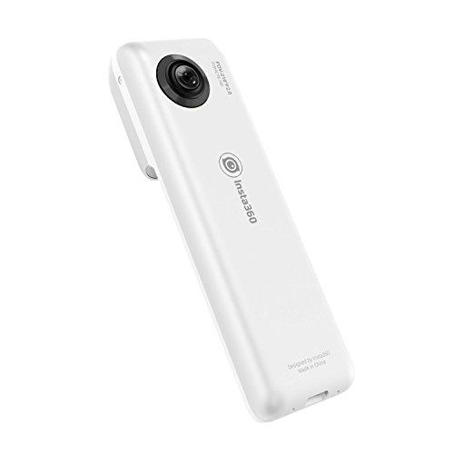 Insta360 Nano hardwrk Edition mit Halterung für Stativ oder Selfie Stick – 360 Grad Kamera für iPhone - 4