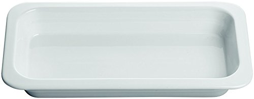 Bosch HEZ36D153P Backofen- und Herdzubehör/Porzellan-Behälter-GN1/3-ungeloch