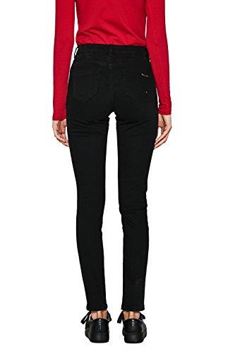 edc by Esprit, Pantaloni Donna Nero (Black 001)