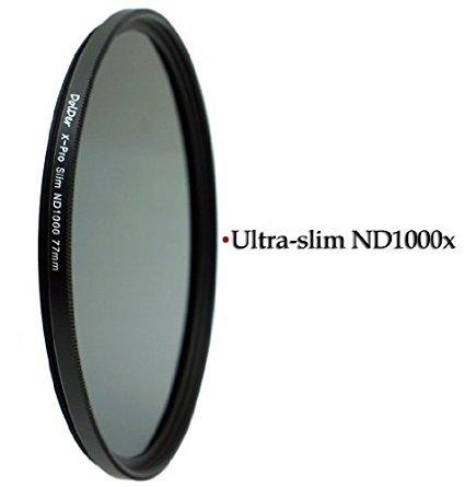 DolDer X-Pro Series Slim Neutral Graufilter ND 1000 - 72mm - ND 72mm