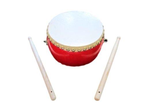 Taiko Trommel Trommelstock Set mit 2 / Instrument Karaoke Geburtstag Party-Event-Unterst?tzung Waren Party beleben gut! Drum Tabor Aufregung (Japan Import / Das Paket und das Handbuch werden in Japanisch)