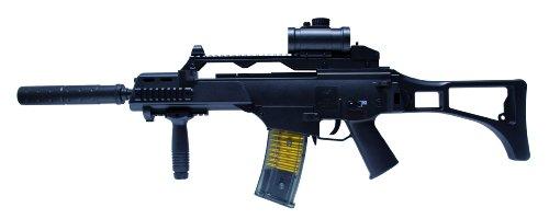 GSG Softair Gewehr KSK-1 C Kaliber 6 mm AEG-System < 0.5 Joule, 200939 (Softair Sturmgewehr Elektrisches)