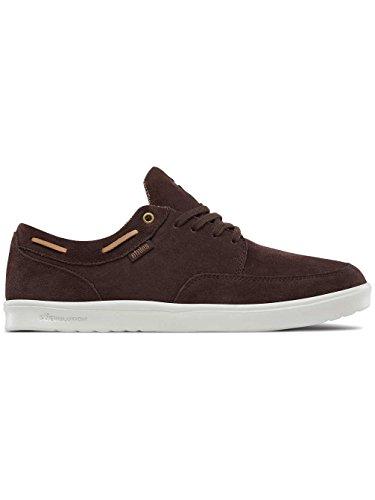 Etnies Herren Dory SC Sneaker dark brown