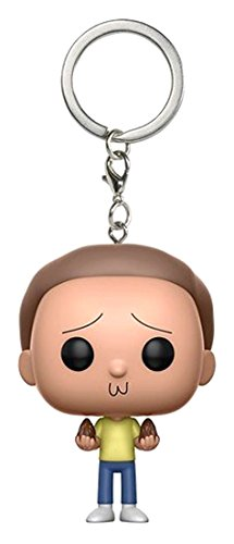 Funko Pop! - Pocket Keychain: Rick & Morty: Morty (12919)