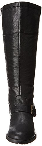 Naturalizer Macnair Wideshaft Riding Boot Blk