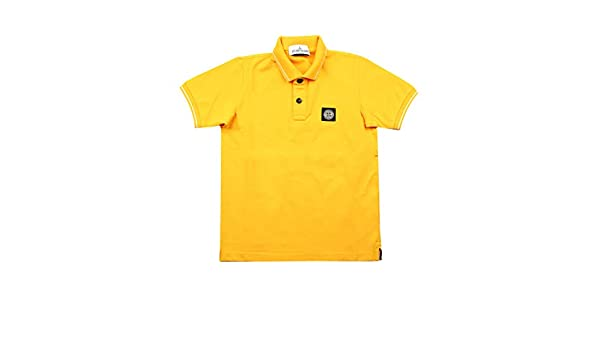 Stone Island Junior Polo Bambino Kids Boy MOD 701621348