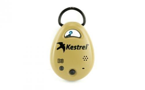 Wireless-temperatur-station (Kestrel Drop D3Wireless Temperatur, Luftfeuchtigkeit und Druck Datenlogger Einheitsgröße hautfarben)