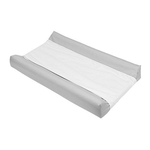 Cambrass 41074 Wickelauflage Foam komplett Pic, 47x80 cm, grau