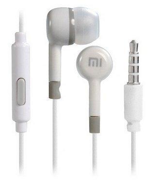 Redmi Mi M2 Original Earphones With Extra Bass And Premium Sound Quality For Xioami Redmi Earphone Redmi Note 4 Redmi 4 Redmi note 3 Mi 4 Mi 4A Mi 5 ( WHITE | BLACK )
